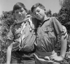 Larry and Ariel - Onrus, South Africa, 1966