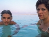 Yaniv and Fanny - Dead Sea, 1994