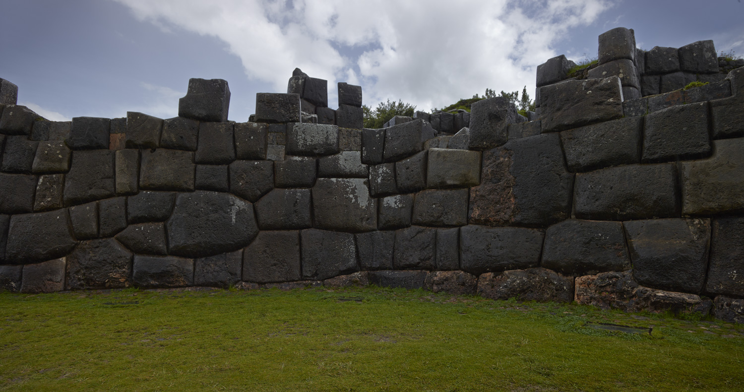 Saqsaywaman - Cusco, February 2016