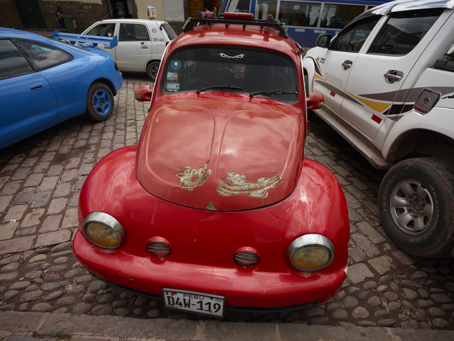 VW - Cusco, February 2016