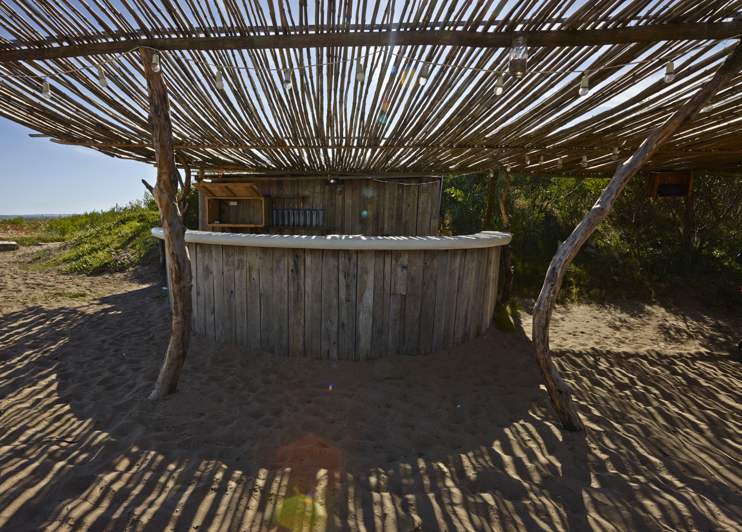 Susana Restaurant - Jose Ignacio, March 2016