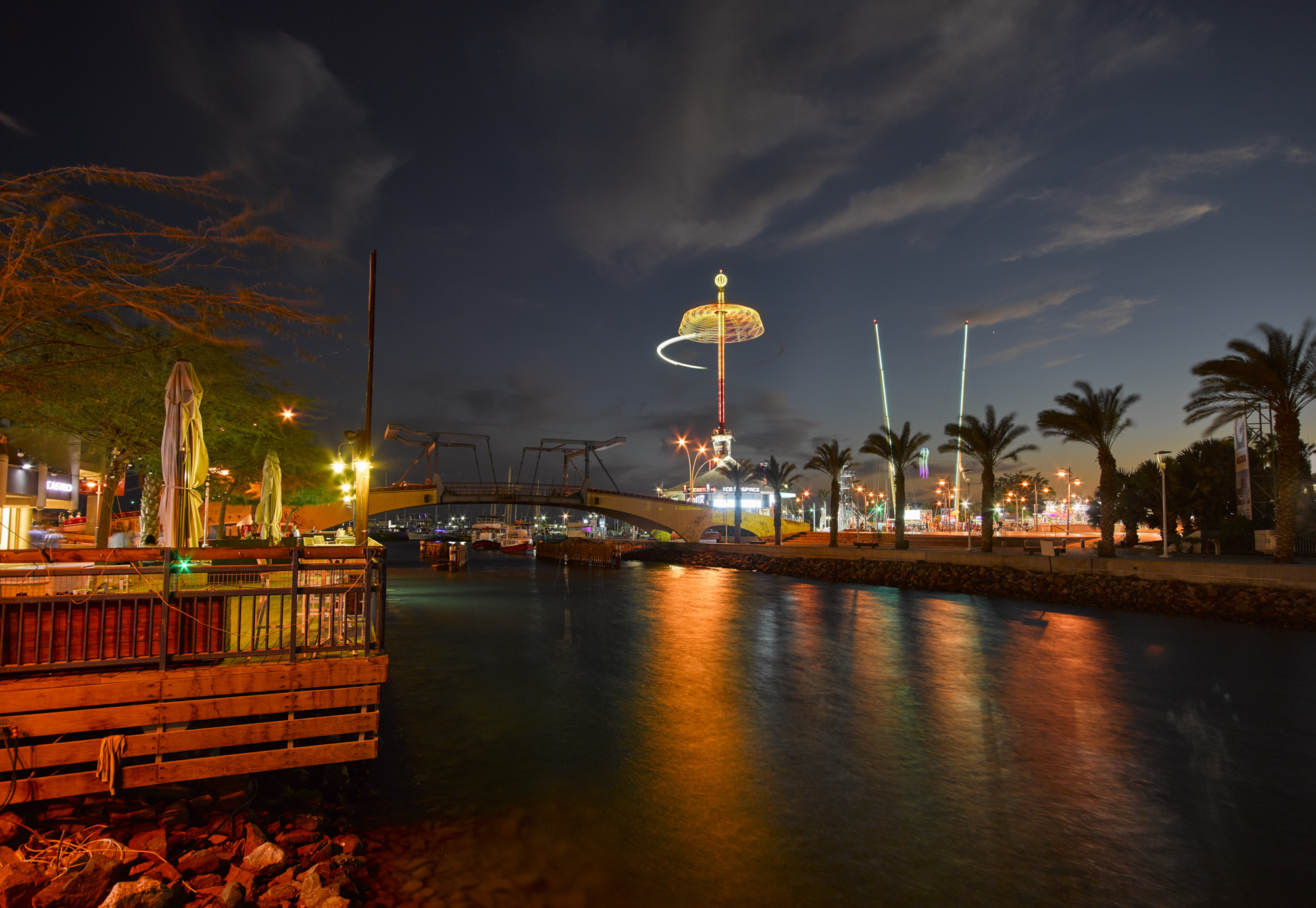 Lagoon Entrance - Eilat, October 2016