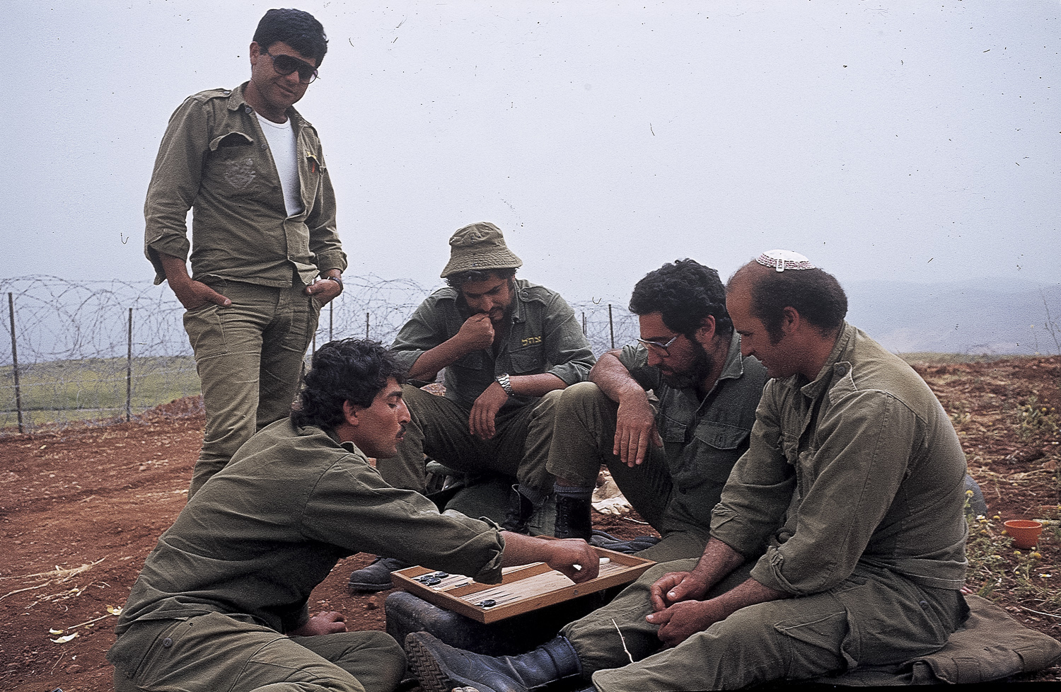 Break - Golan Heights, 1986