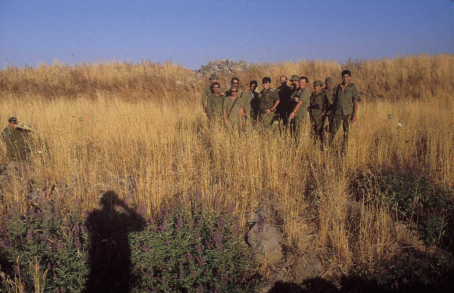 Group - Golan Heights, 1990