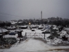 Our camp in the winter of '92 - Shomron