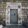 Doorway in the Moslem Quarter - Old City of Jerusalem, 1983