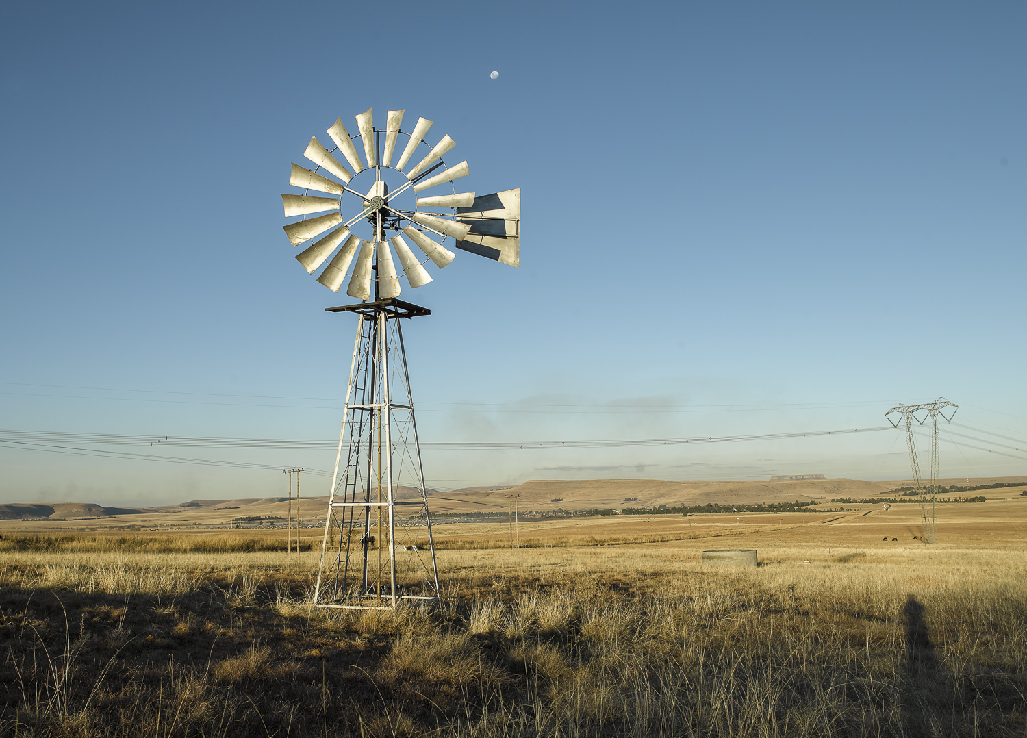 Windmill - South Africa, 2006