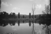 Pond and reflection in the golf course, Linksfield - 1970