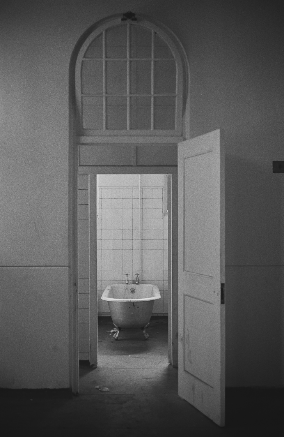 Bathroom - Johannesburg, 1971