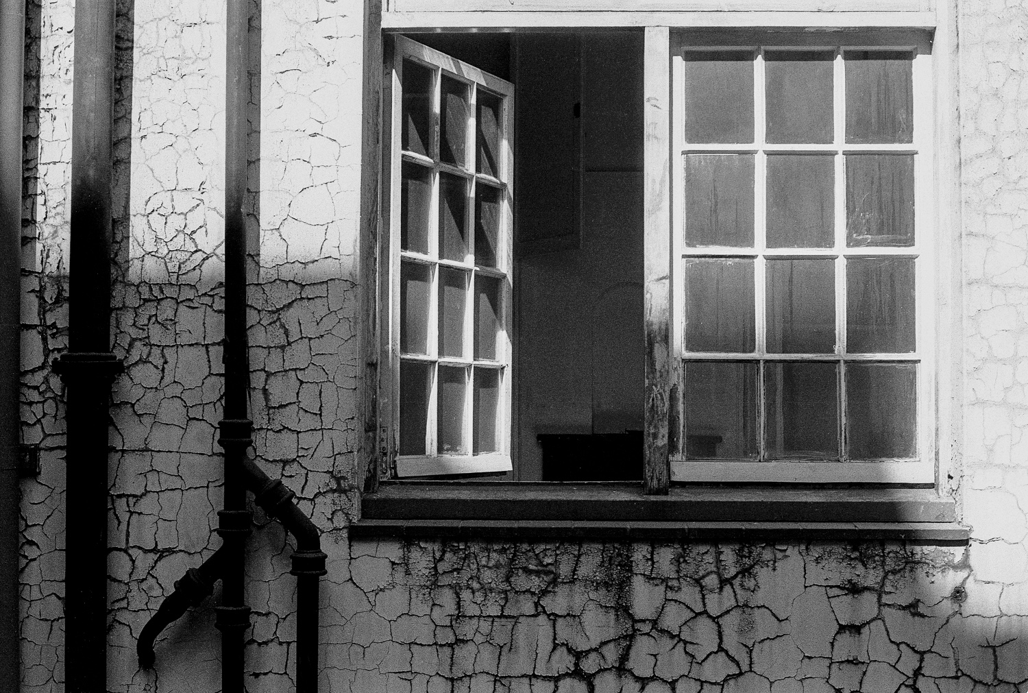 Window - Johannesburg, 1971