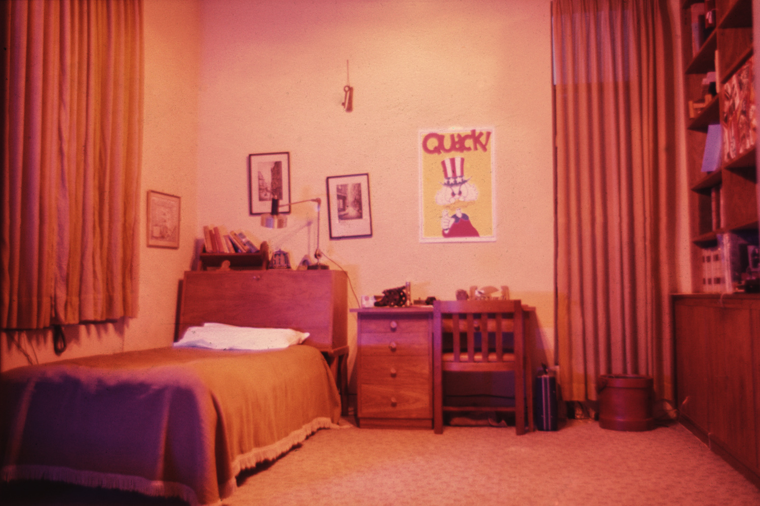 My room - Linksfield, 1971