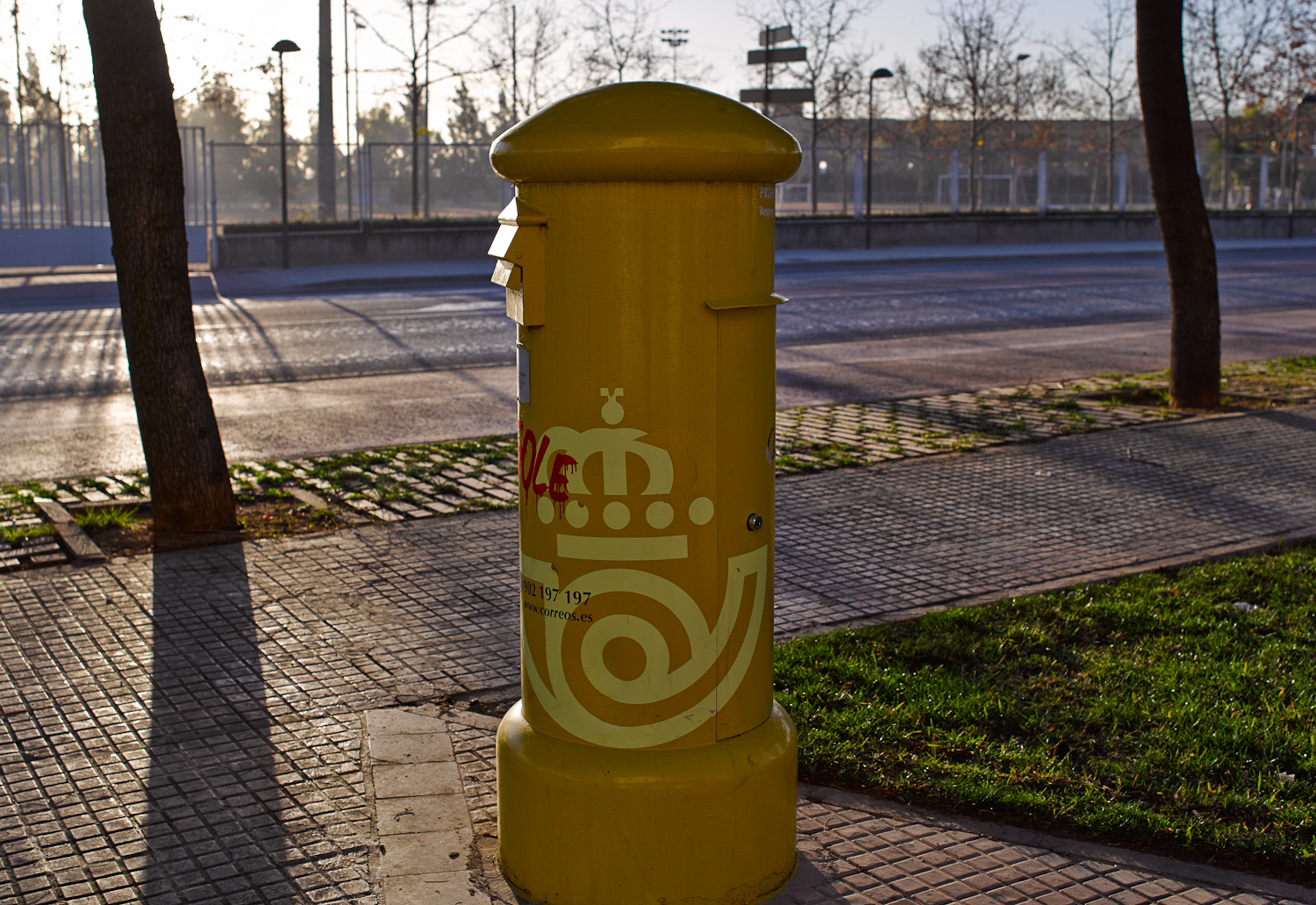 Post Box - Valencia, 2008