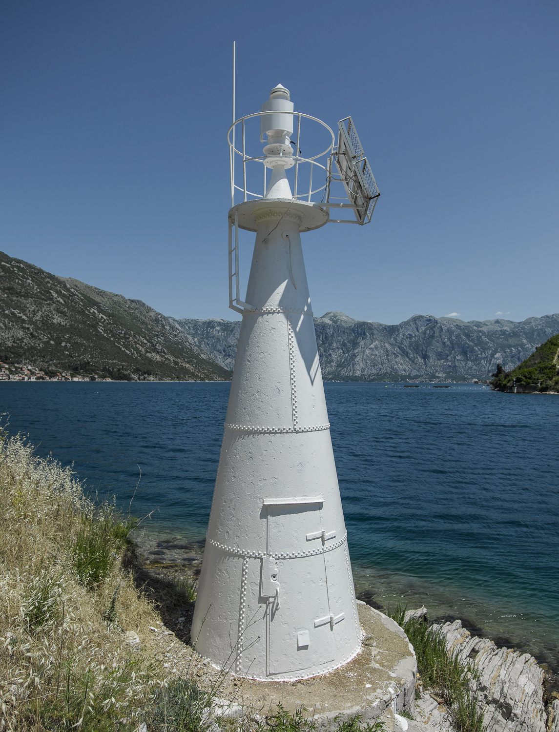 Lighthouse - Bay of Kotor, Montenegro, 2009
