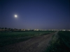 Moon over Ramat Hasharon, 1998