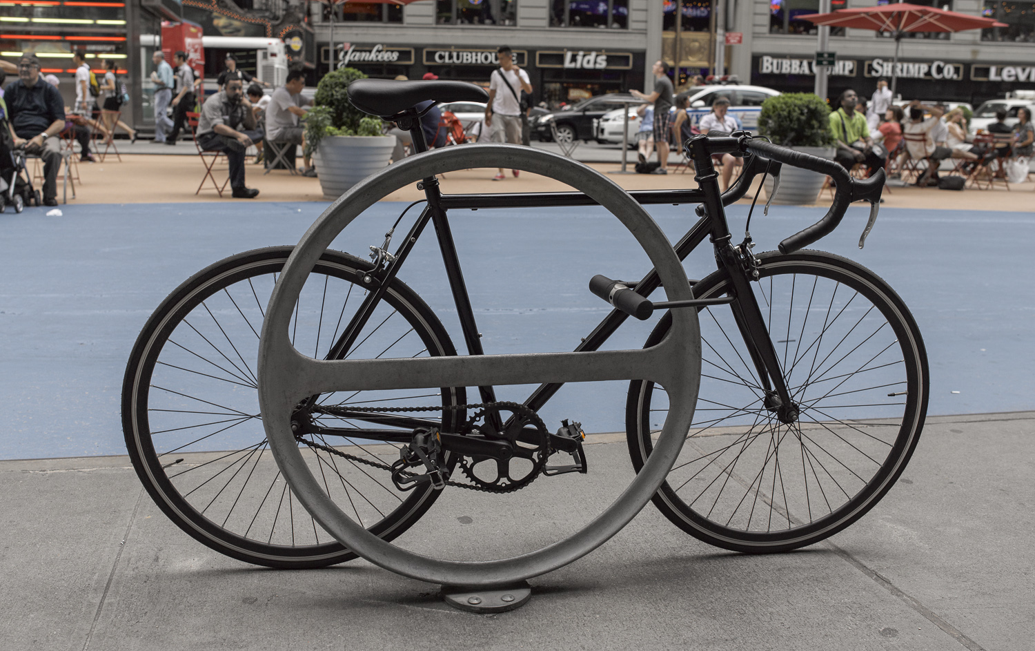 Bicycle - Times Square,2011