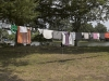 Washing line - Chesapeake Bay, 2011