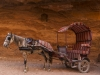 Horse and Carriage - El Siq, Petra, 2011