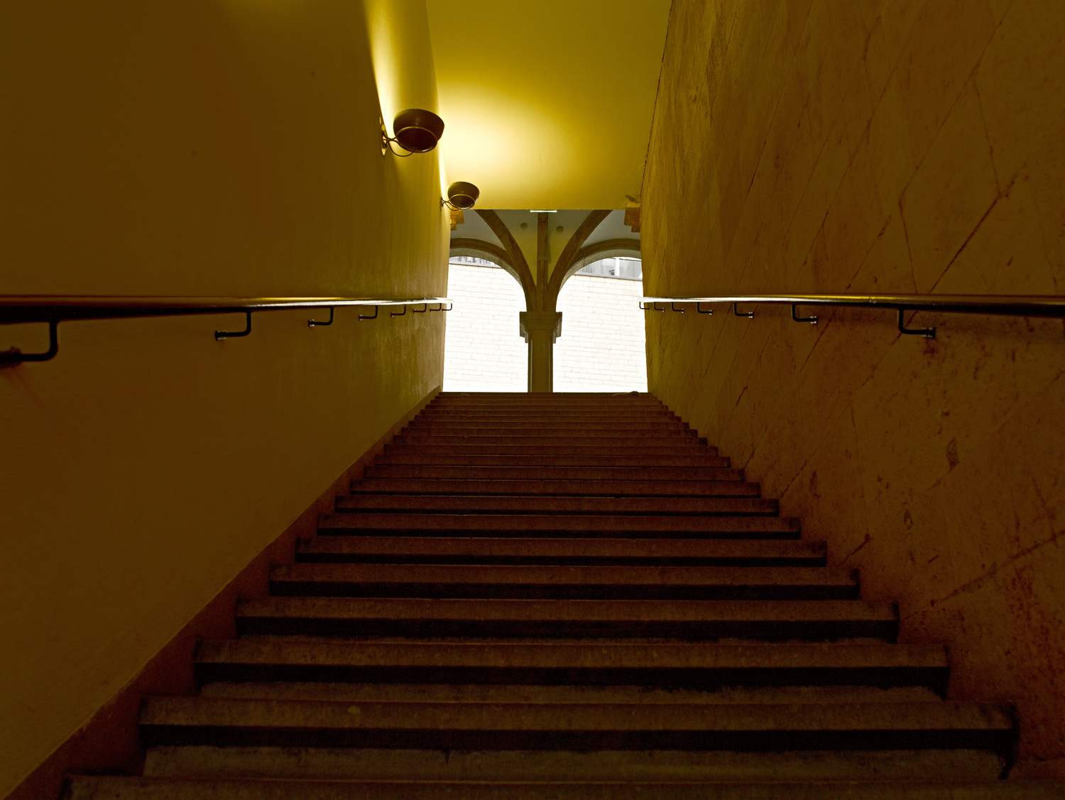 Stairway - Cologne, 2012