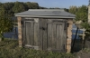 Small shed - La Roussiere, Sarthe, France, 2011
