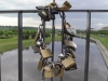 Love-locks - Kaunas, Lithuania, 2013