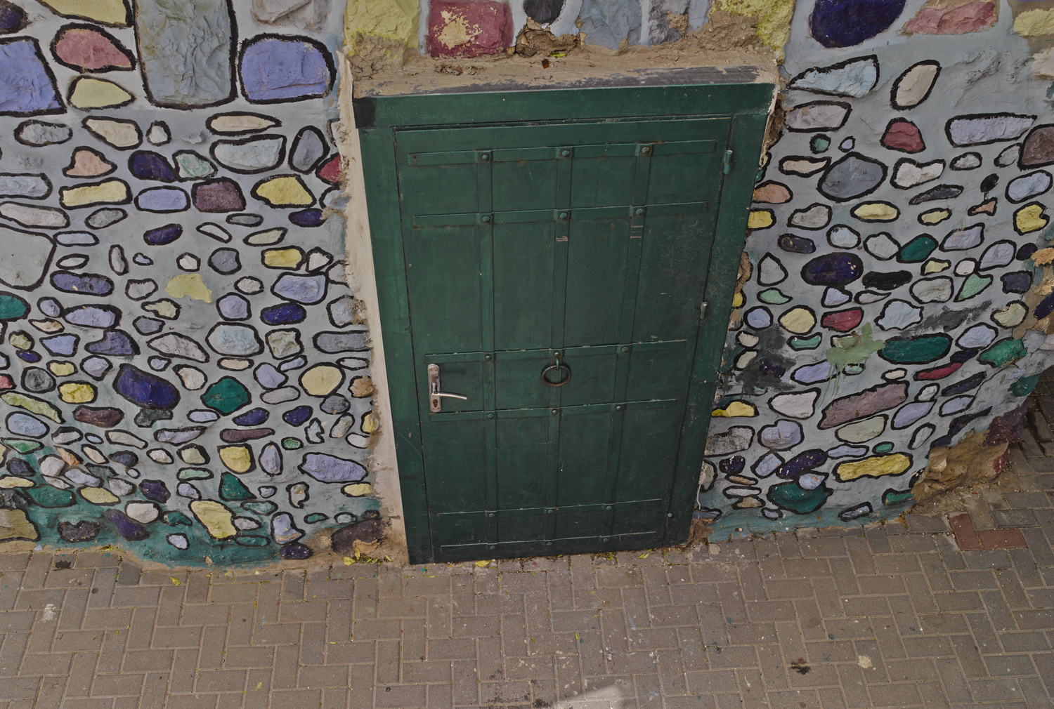 Doorway - Jerusalem, 2014