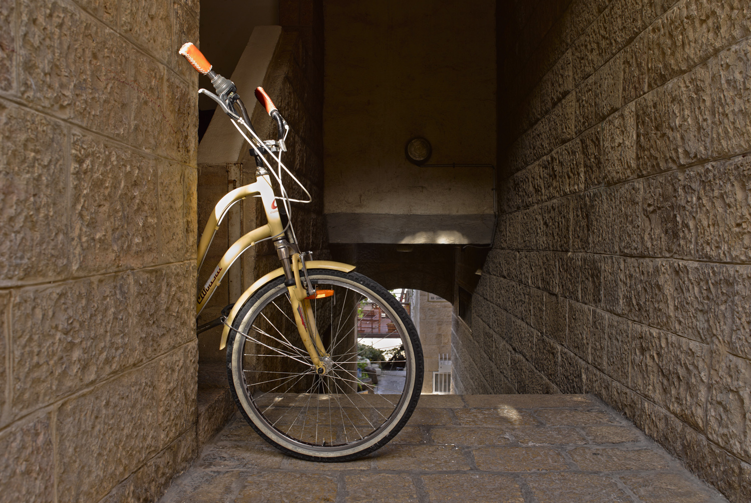 Bicycle - Jerusalem, 2014