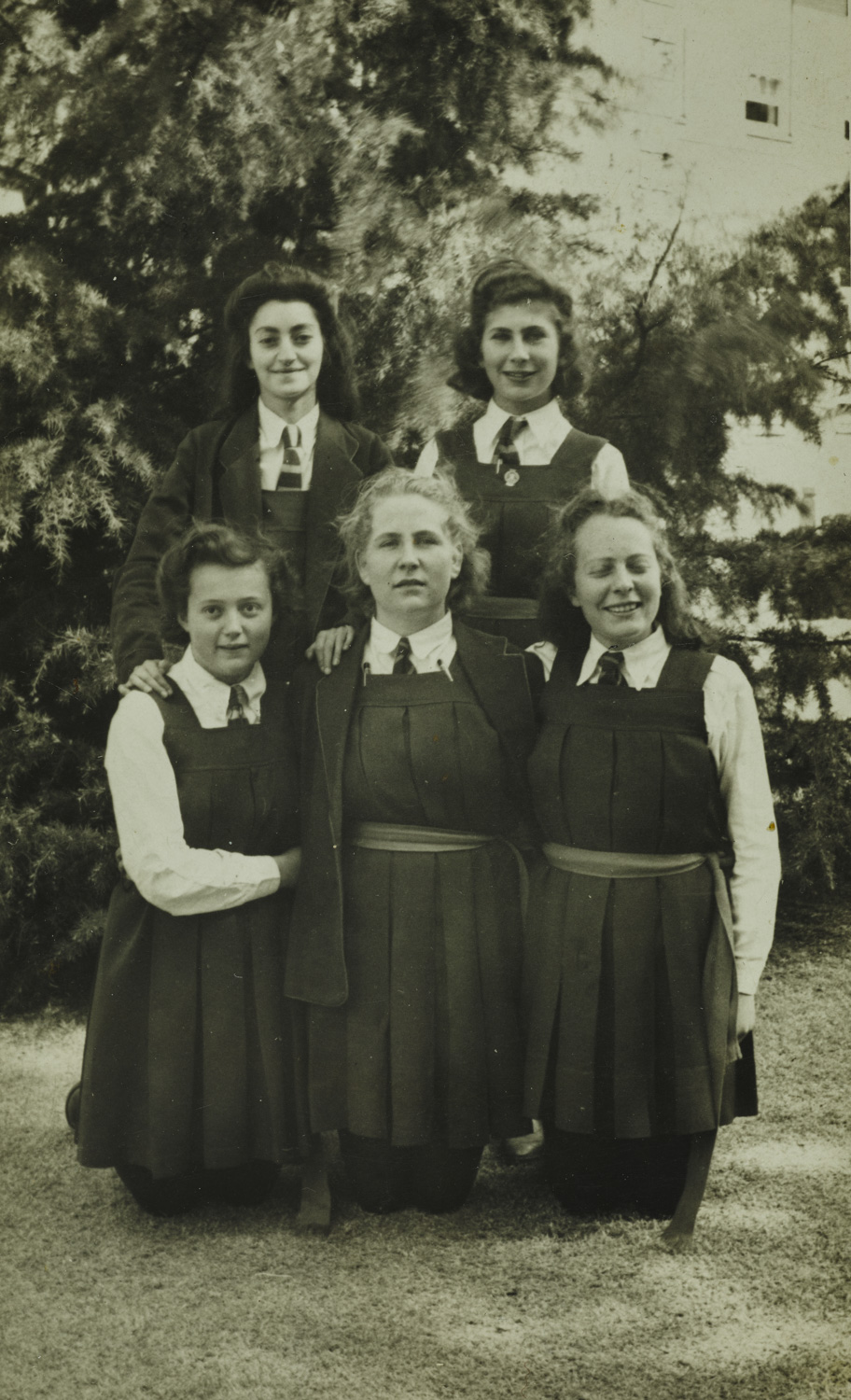 Group - Athlone High, 1941