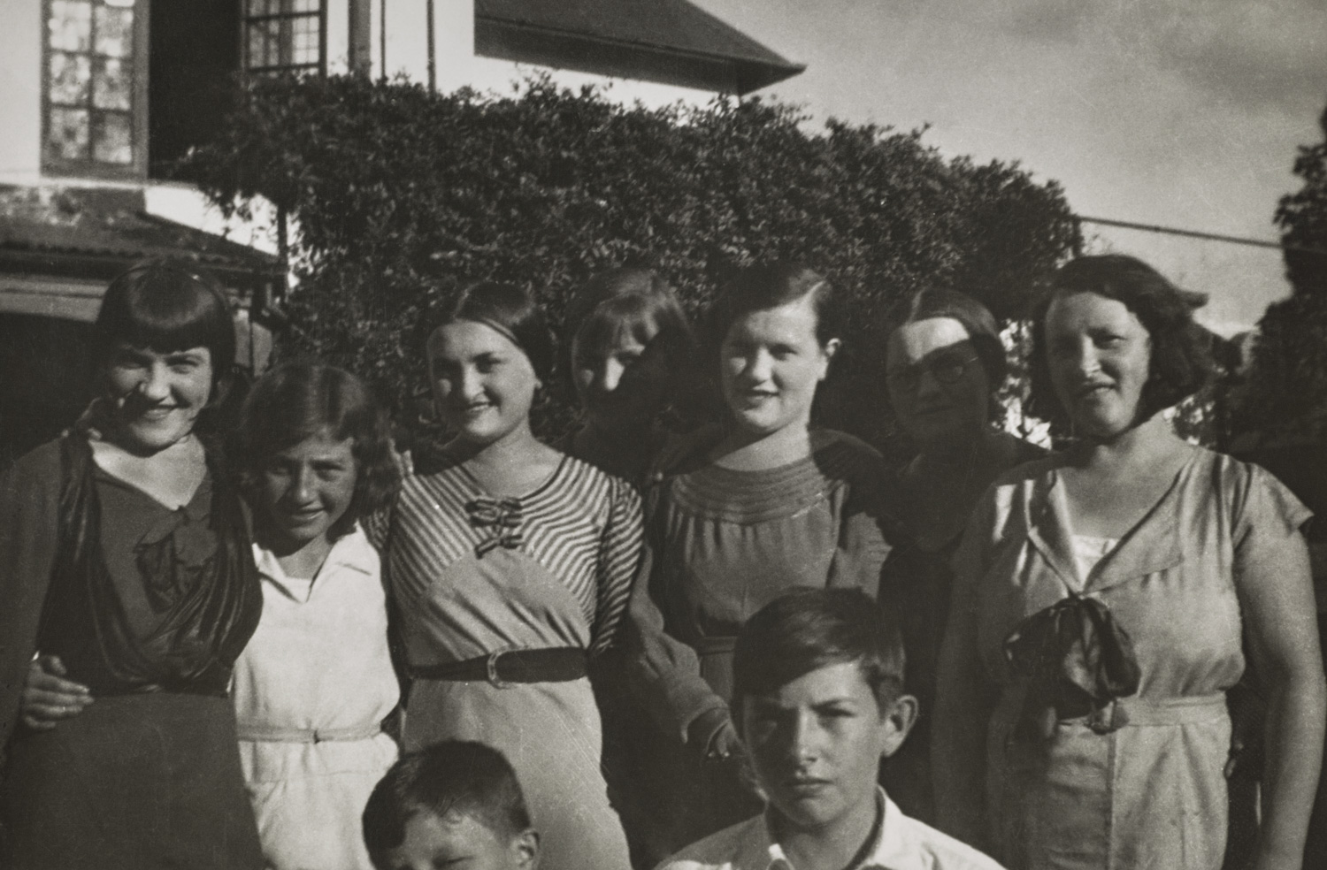 Goldsmith Family - Doornfontein, circa 1936