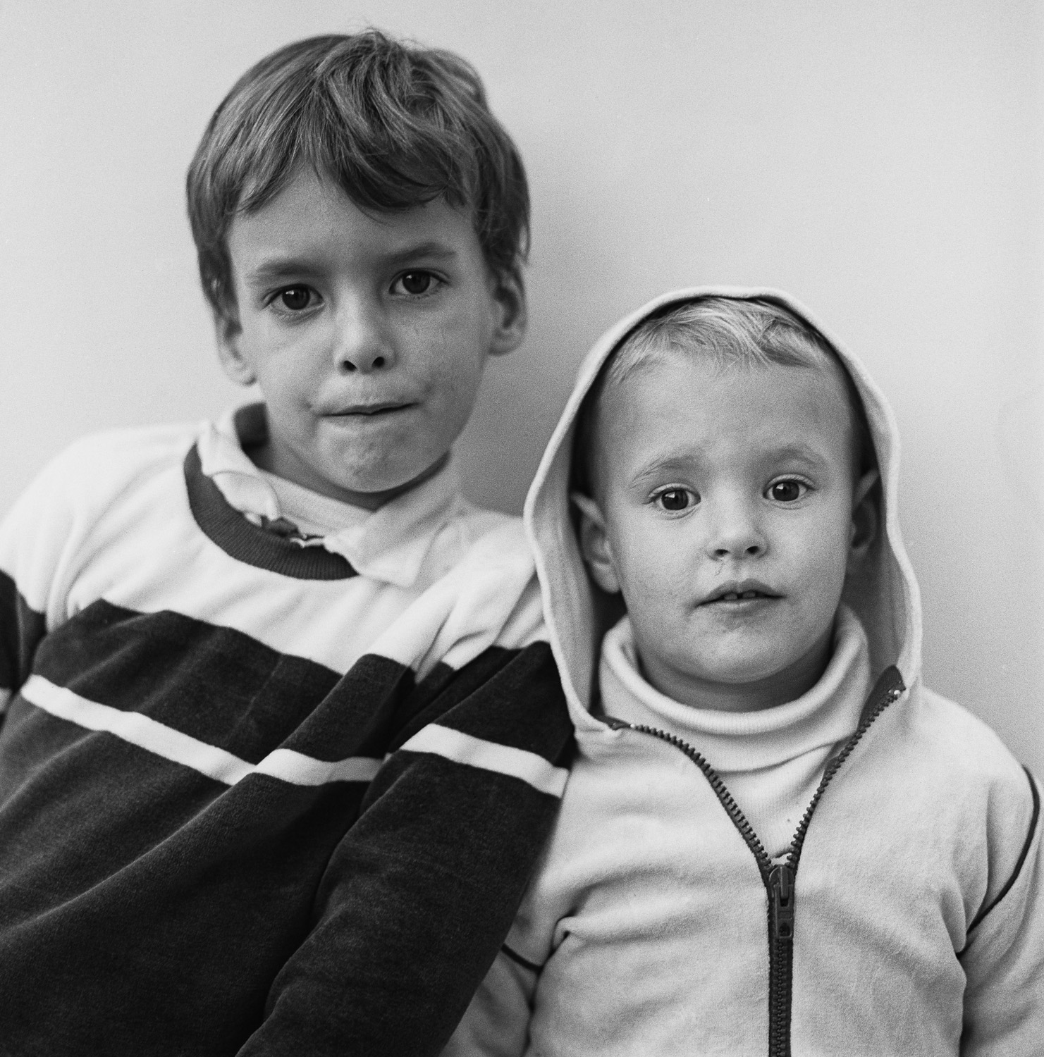 Yaniv and Liad, Jerusalem - 1984