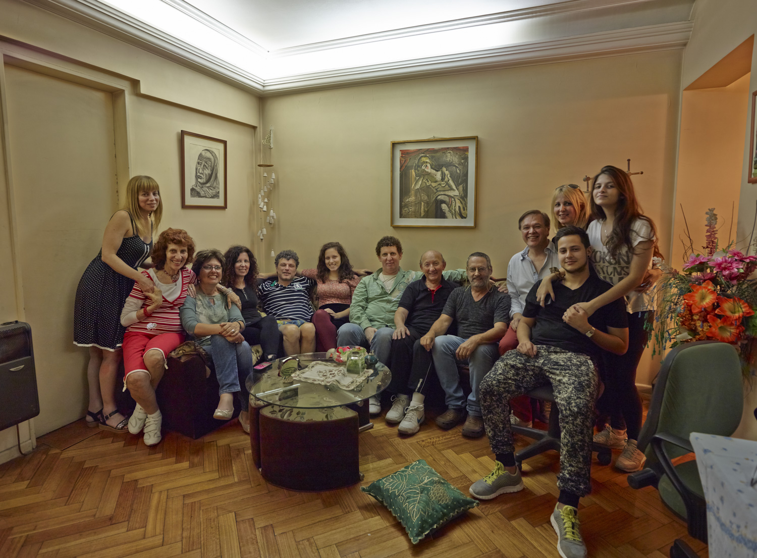 Family - Buenos Aires, March 2016