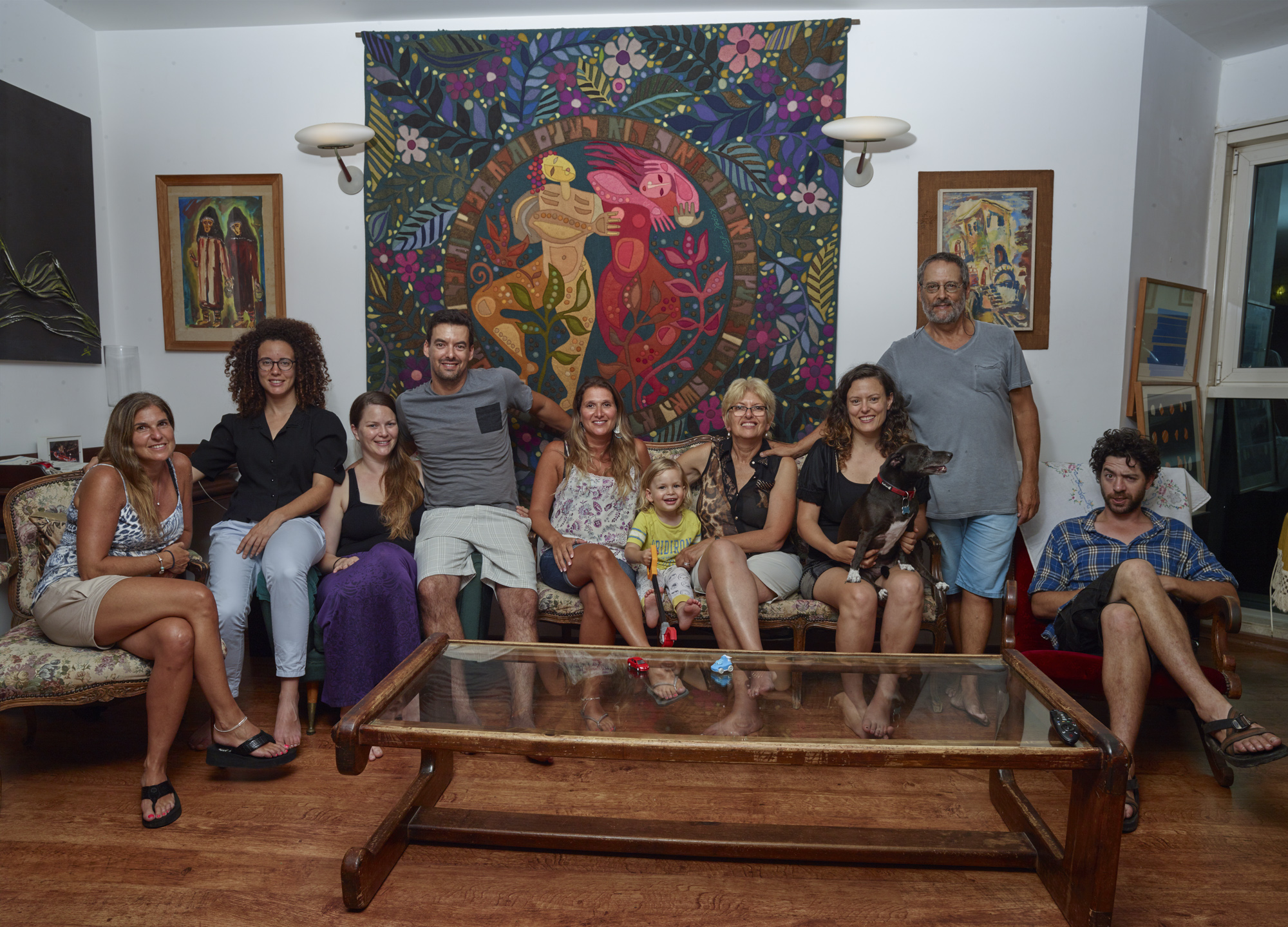 Group - Herzliya, June 2016