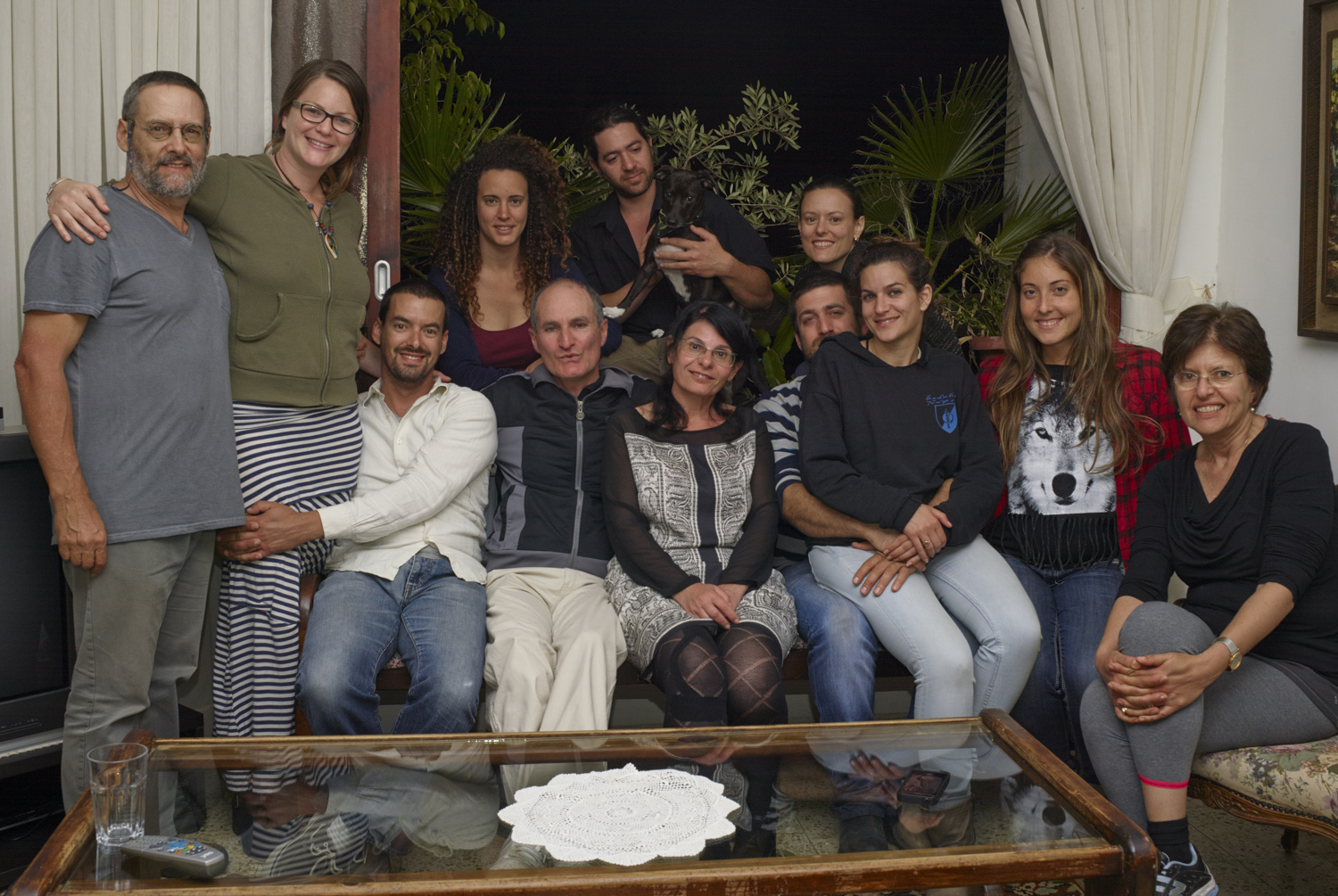 Family - Herzlia, March 2015