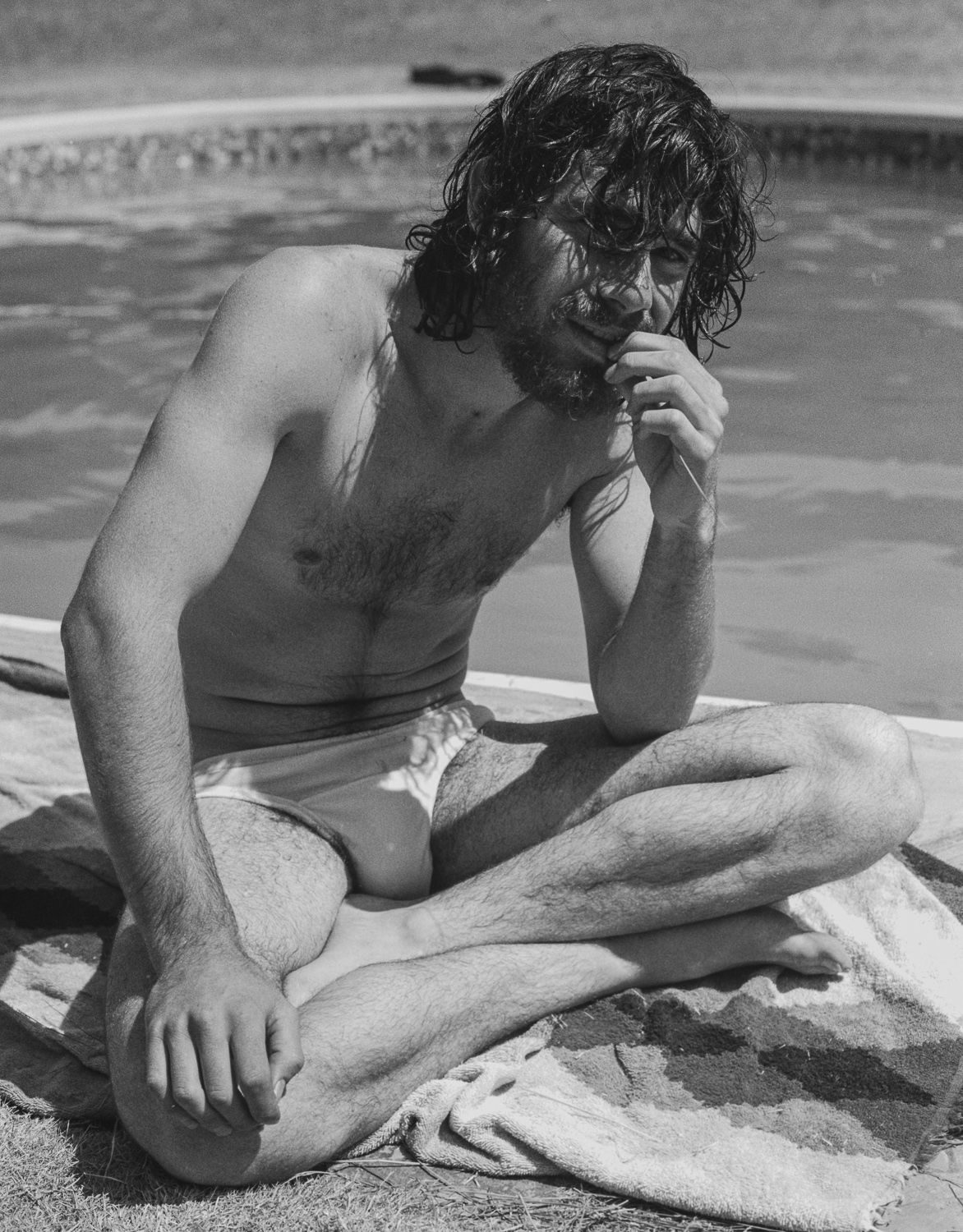 Tony, Vaal River - 1976