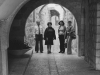Shloime, Miriam, Fanny and Lily - Jerusalem, 1978