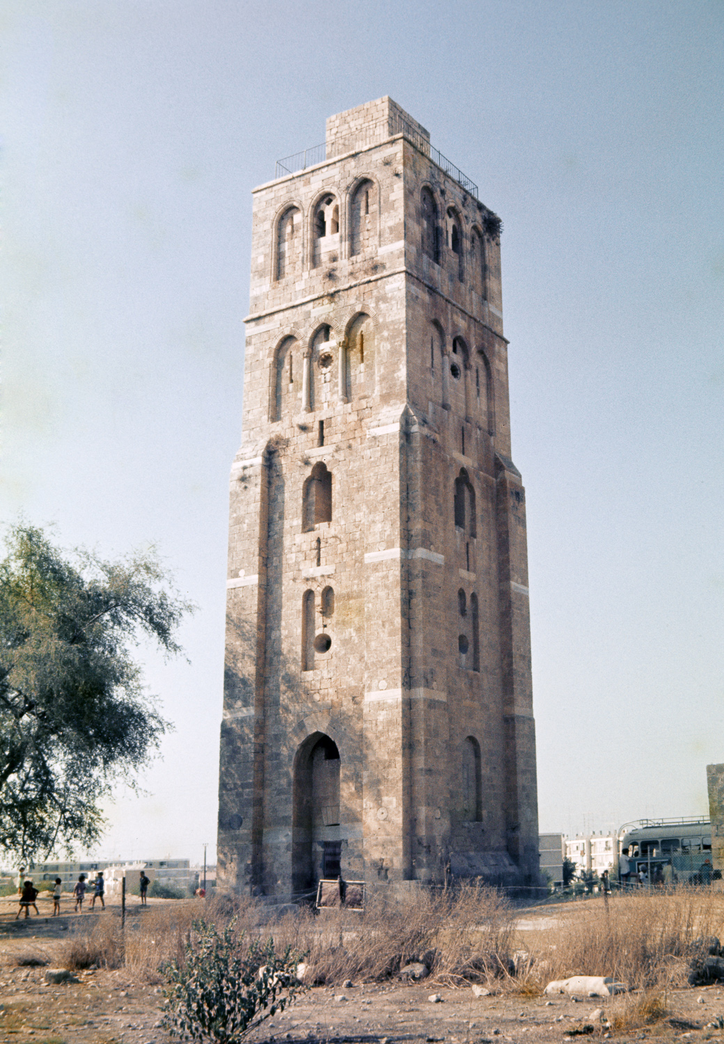 The White Tower - Ramla, 1969