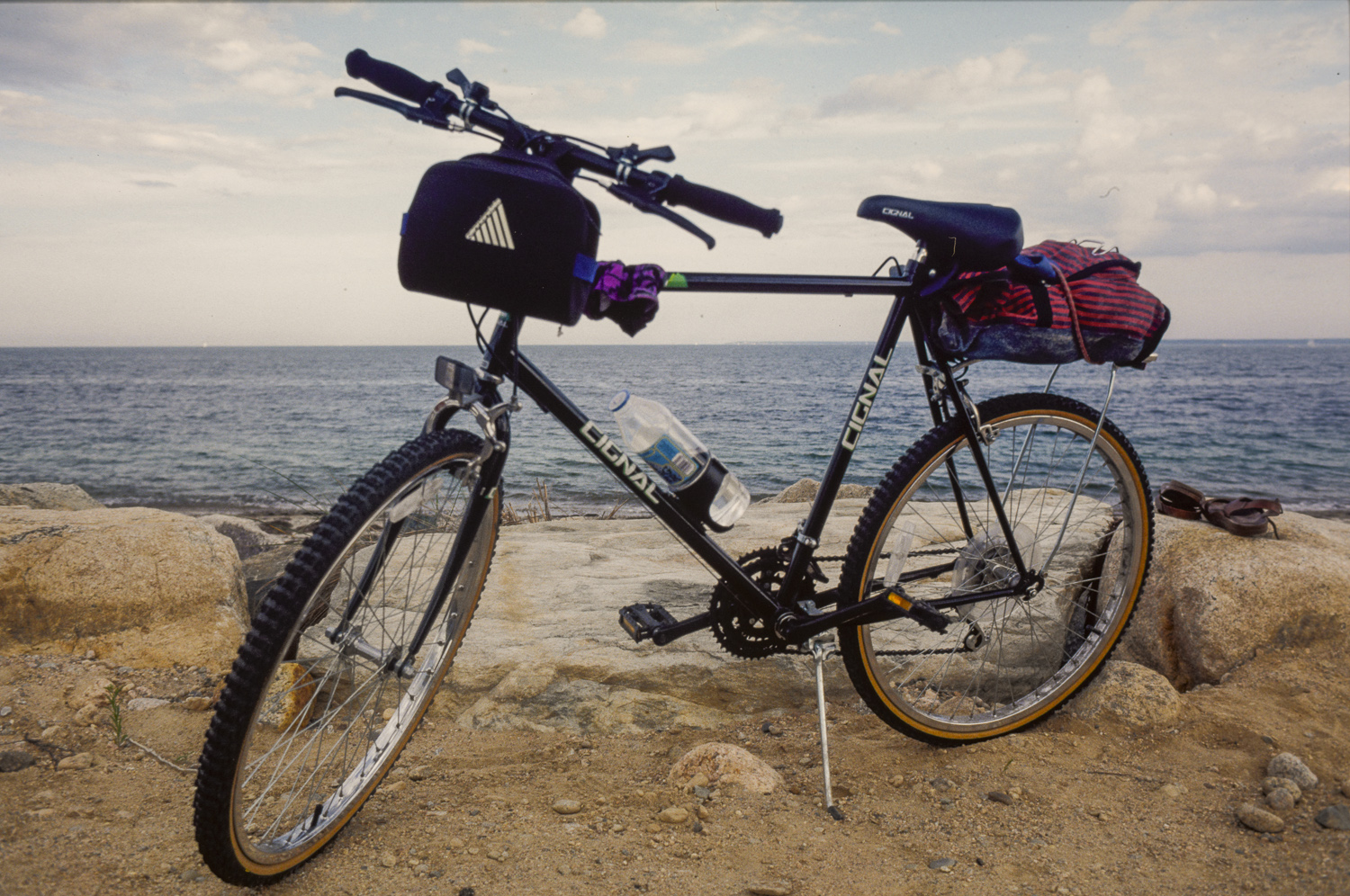 Bicycle - Cape Cod, 1992