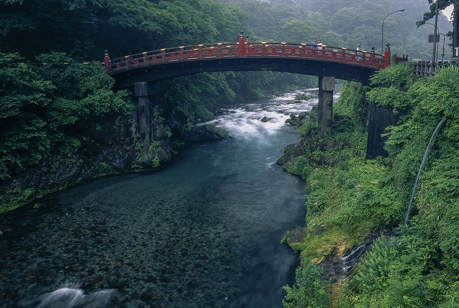 Bridge - Nikko, 1993