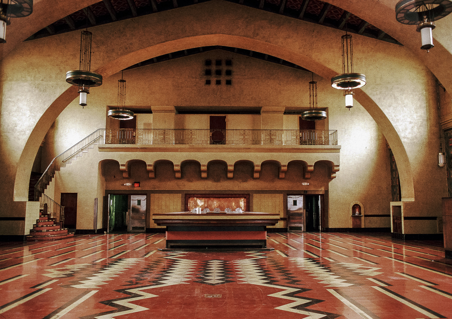 Union Station - Los Angeles, 1998