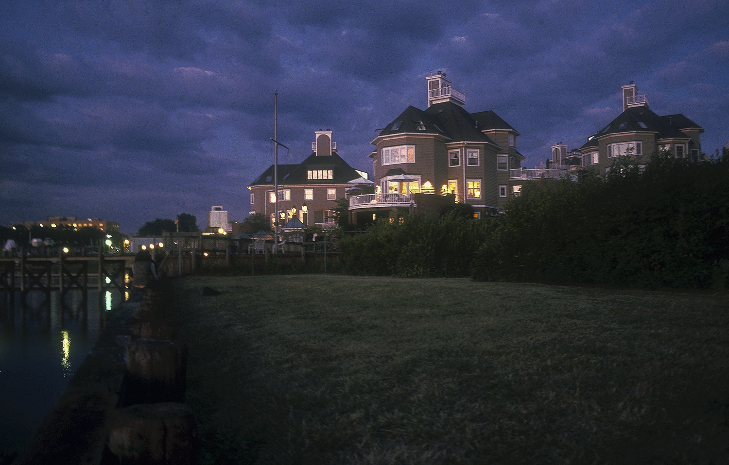 Twilight - Red Bank, New Jersey, 2000