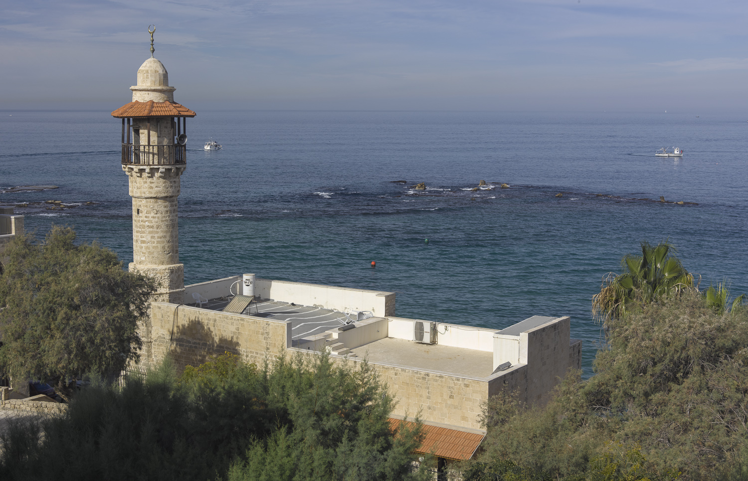 The Sea Mosque - Jaffa, 2008