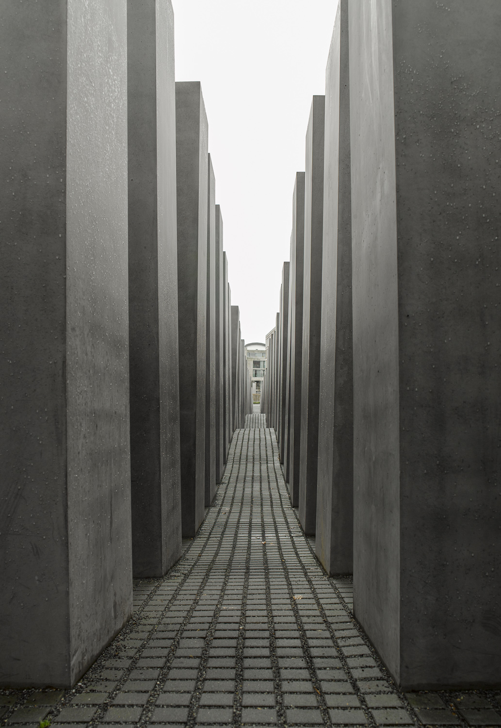Memorial to the Murdered Jews of Europe - Berlin, 2008