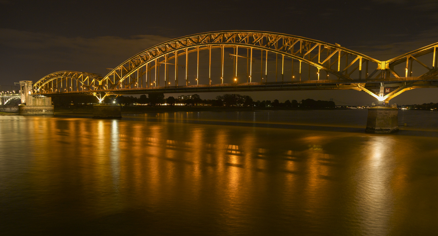 Severinsbrucke - Cologne, 2008