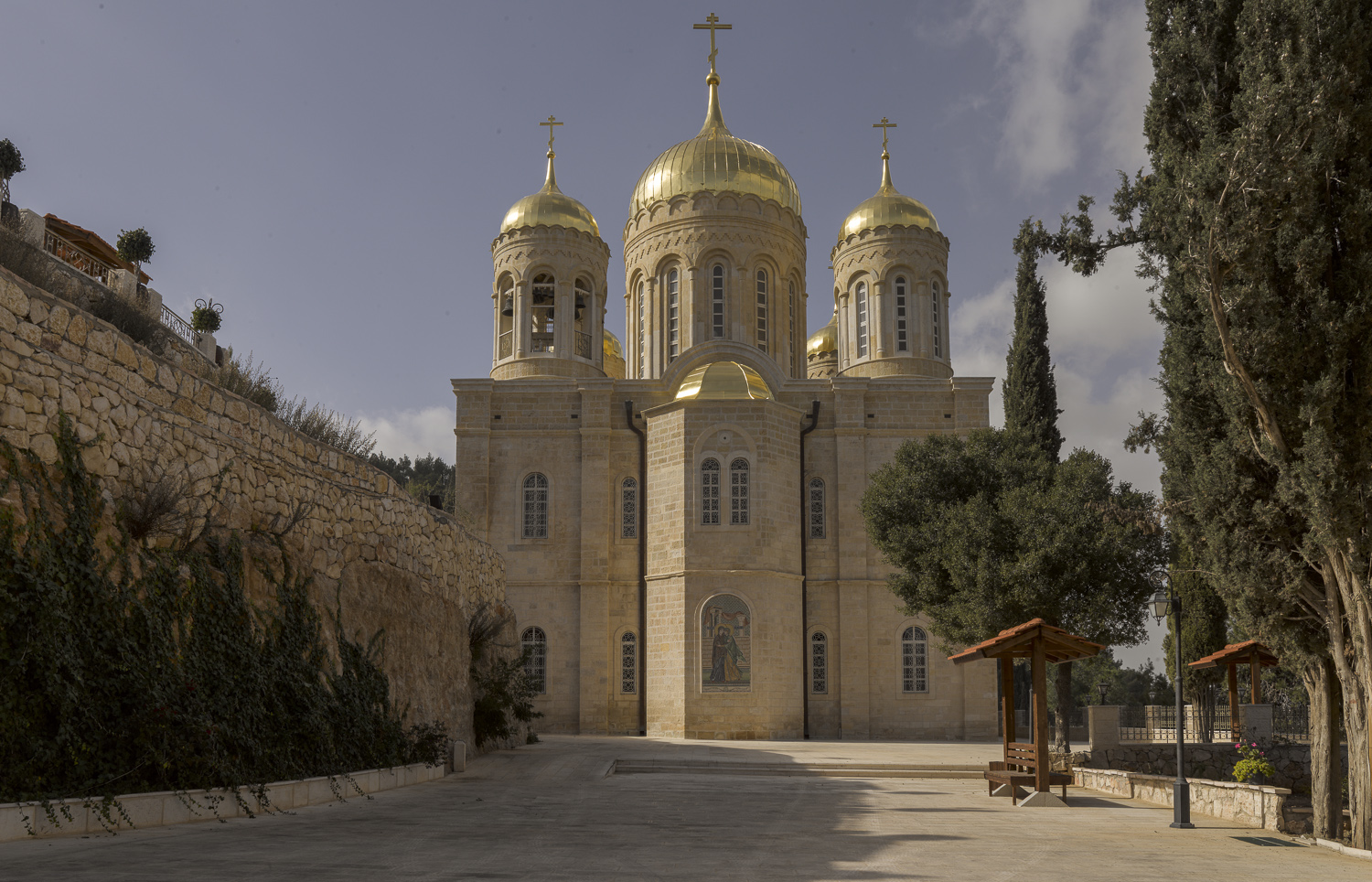 Russian Orthodox Church - Ein Karem, 2010