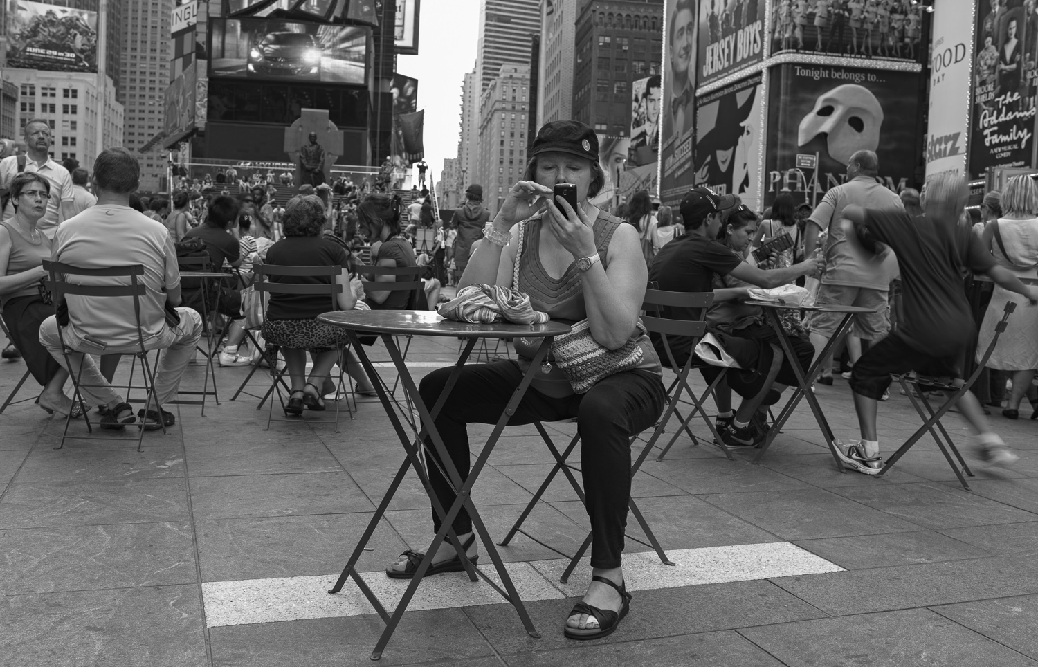 Times Square - New York, 2011