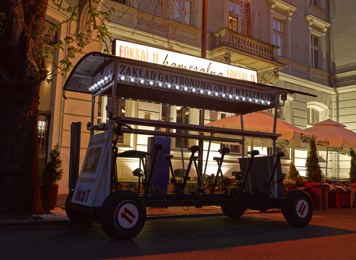 Portable Restaurant - Warsaw, 2013