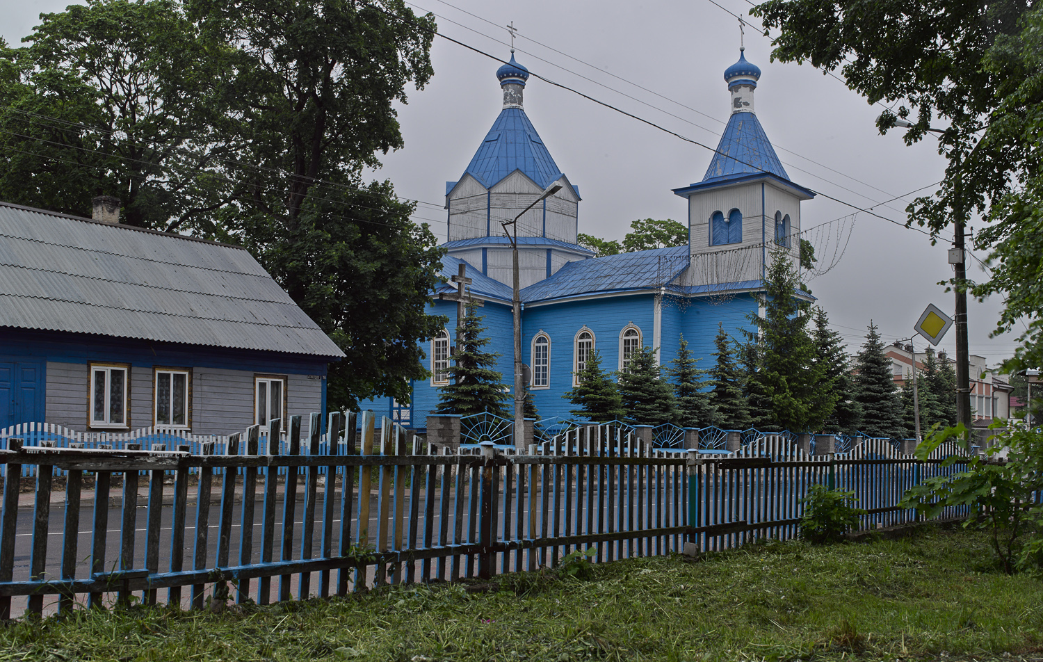 Church - Volozhin, 2013