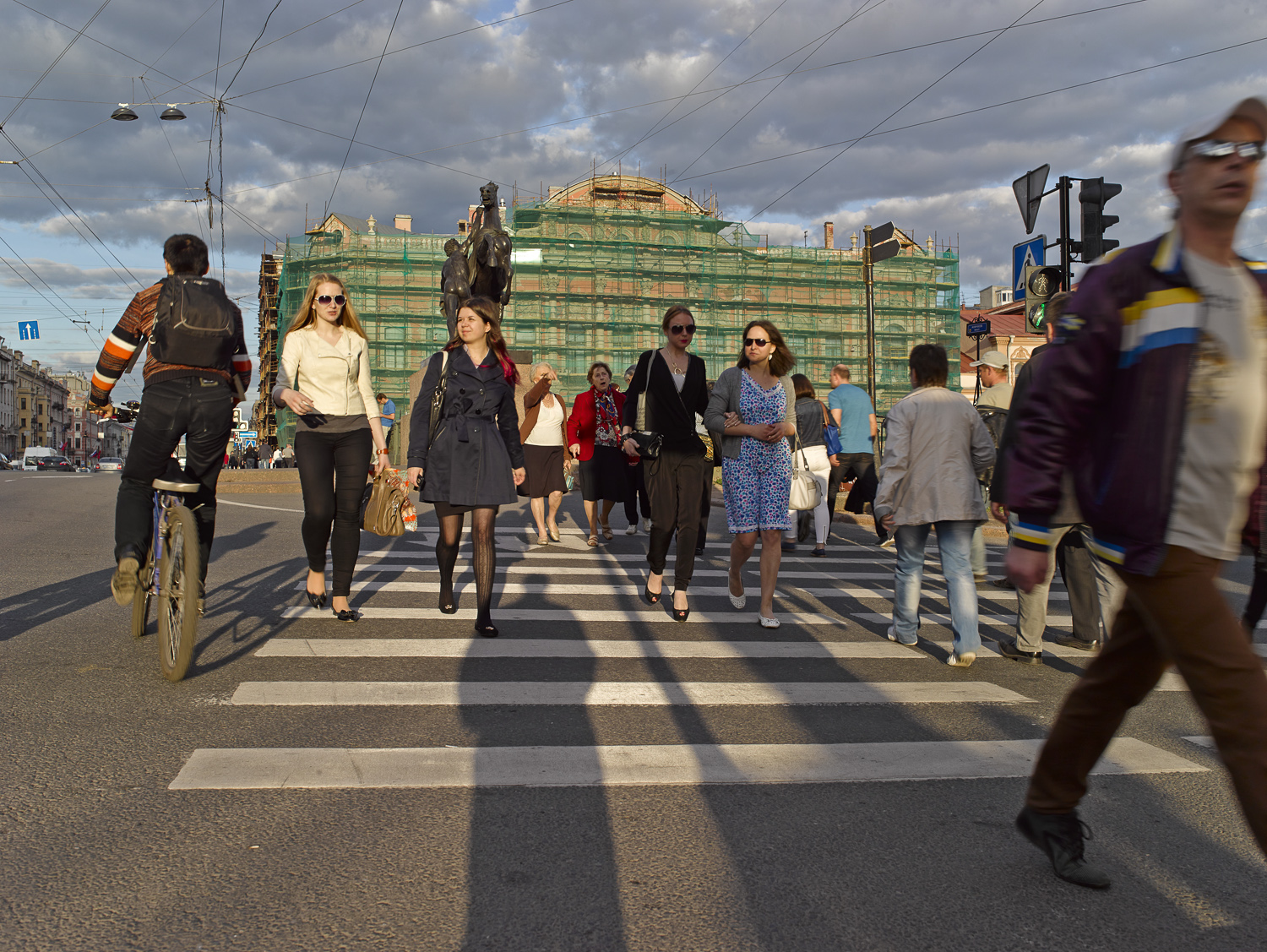 Crossing - Saint Petersburg, 2013
