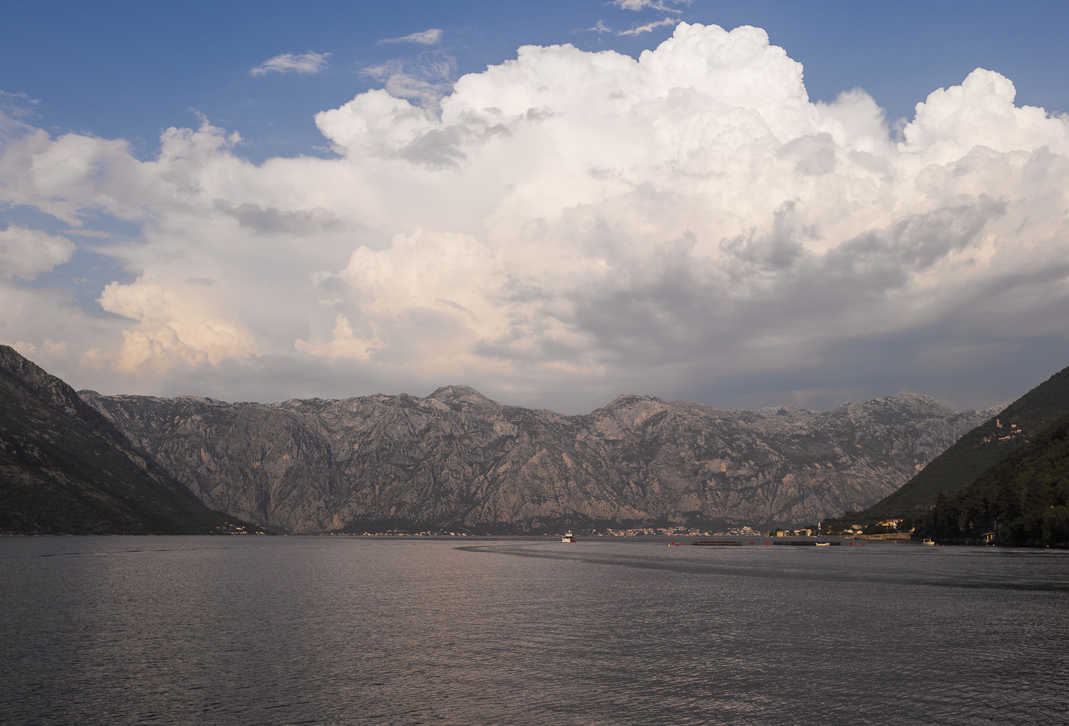 Bay of Kotor - Montenegro, 2008
